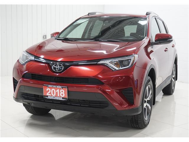 2018 Toyota RAV4 LE (Stk: P5534) in Sault Ste. Marie - Image 2 of 21