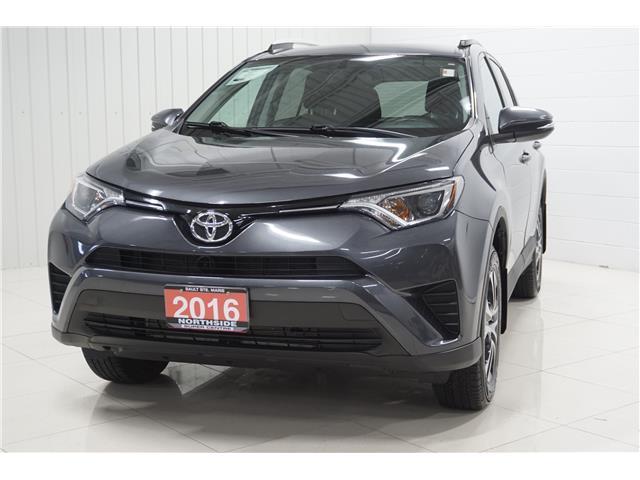 2016 Toyota RAV4 LE (Stk: P5530) in Sault Ste. Marie - Image 1 of 20