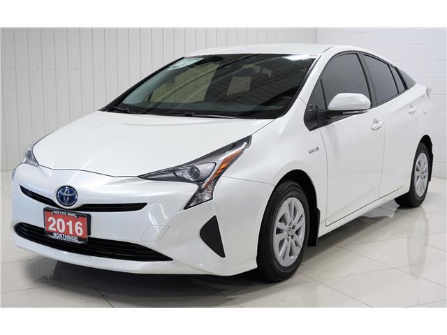 2016 Toyota Prius Base (Stk: P5399) in Sault Ste. Marie - Image 2 of 22