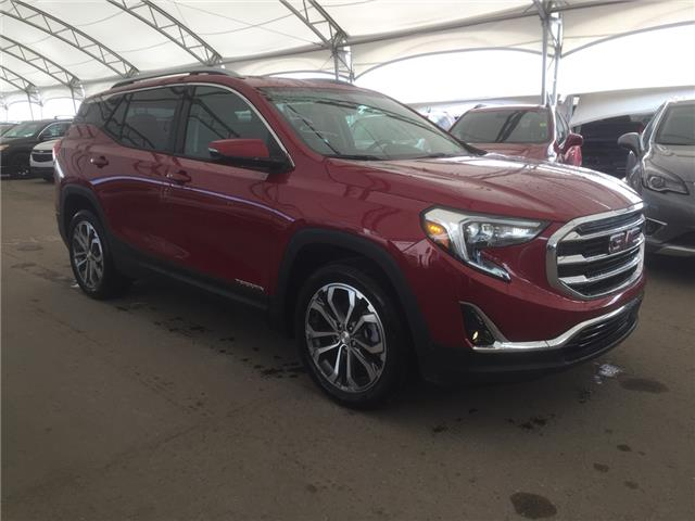 2019 GMC Terrain SLT (Stk: 176490) in AIRDRIE - Image 1 of 40
