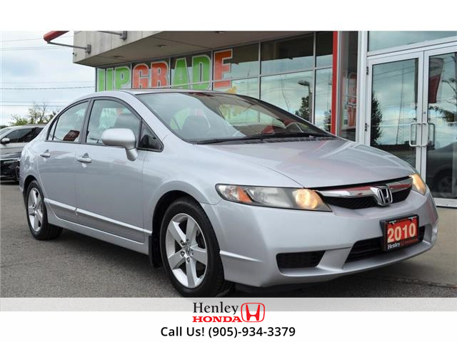 2010 Honda Civic 4dr Auto Sport (Stk: H18426A) in St. Catharines - Image 1 of 20