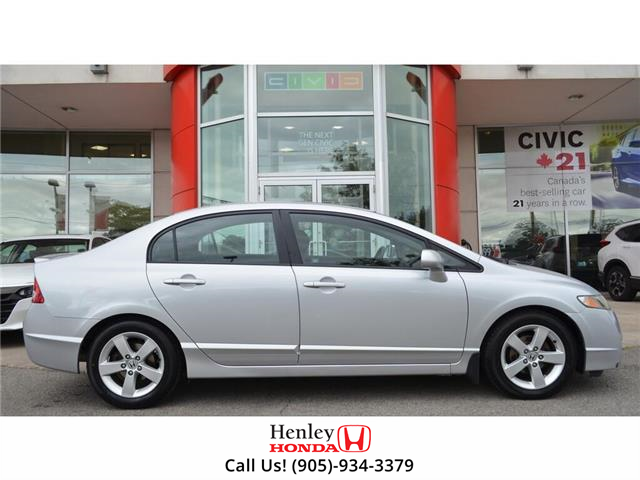 2010 Honda Civic 4dr Auto Sport (Stk: H18426A) in St. Catharines - Image 2 of 20