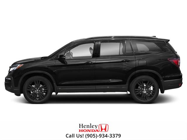 2020 Honda Pilot Black Edition (Stk: H18541) in St. Catharines - Image 2 of 9