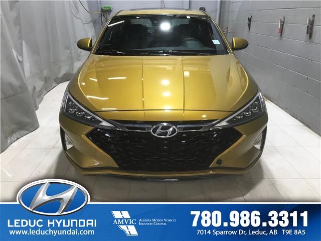 2019 Hyundai Elantra Sport (Stk: 20PA7214A) in Leduc - Image 1 of 8