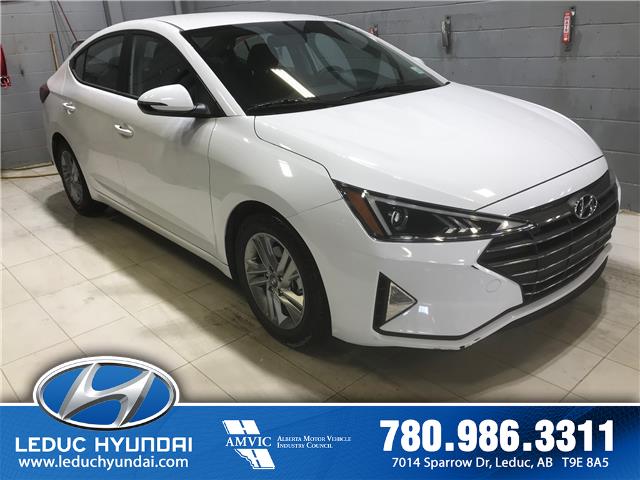 2019 Hyundai Elantra Preferred (Stk: PS0222) in Leduc - Image 2 of 8