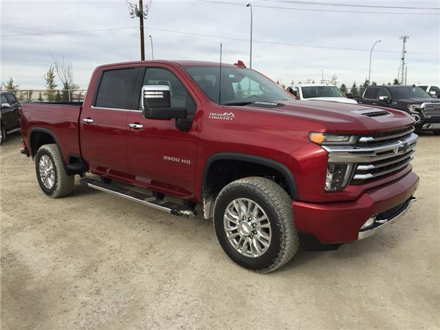 2020 Chevrolet Silverado 3500HD High Country (Stk: 178804) in AIRDRIE - Image 1 of 4