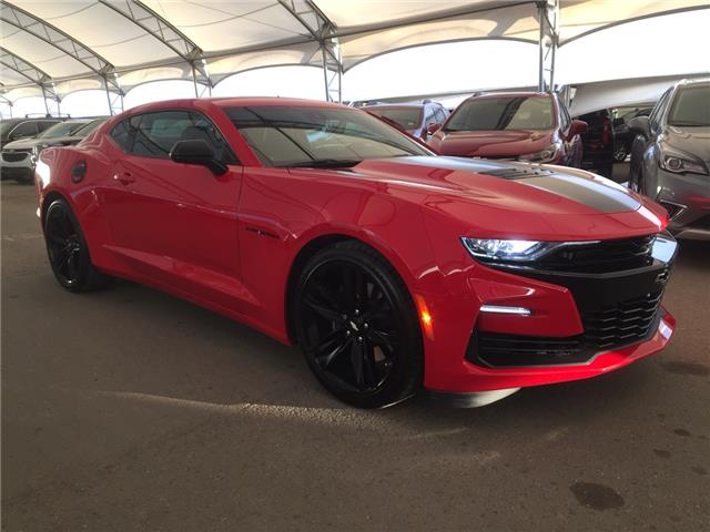 2019 Chevrolet Camaro 2SS (Stk: 174965) in AIRDRIE - Image 1 of 38