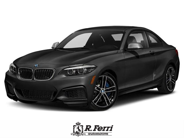 2020 BMW M240i xDrive (Stk: 28871) in Woodbridge - Image 1 of 9
