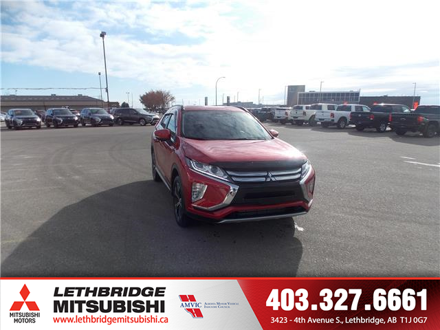 2018 Mitsubishi Eclipse Cross SE (Stk: 8E608995A) in Lethbridge - Image 2 of 12