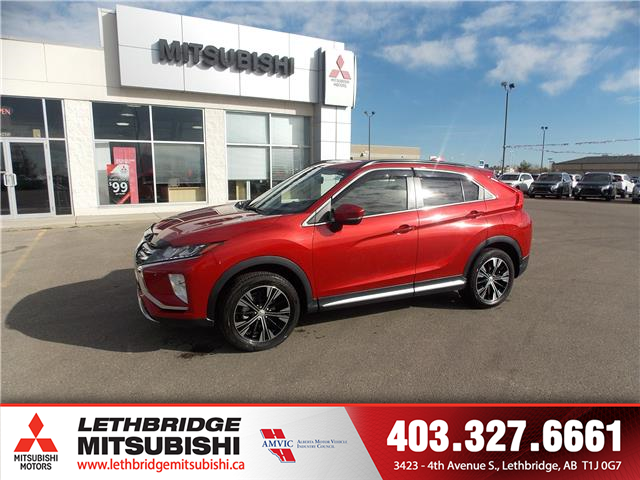 2018 Mitsubishi Eclipse Cross SE (Stk: 8E608995A) in Lethbridge - Image 1 of 12