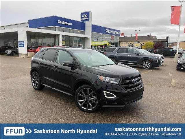 2016 Ford Edge Sport (Stk: B7427) in Saskatoon - Image 1 of 30