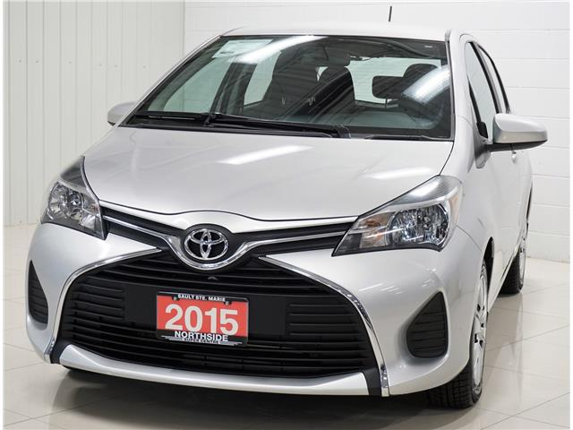 2015 Toyota Yaris LE (Stk: P5554) in Sault Ste. Marie - Image 1 of 18