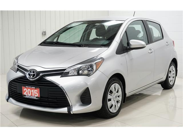 2015 Toyota Yaris LE (Stk: P5554) in Sault Ste. Marie - Image 2 of 18