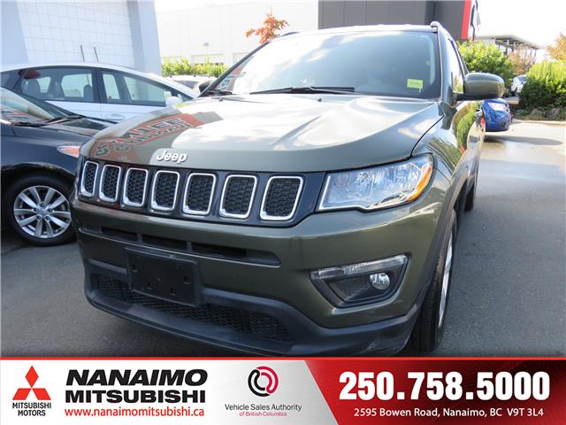2018 Jeep Compass North (Stk: P1698) in Nanaimo - Image 1 of 9
