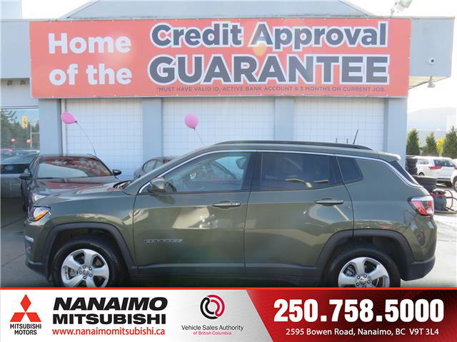 2018 Jeep Compass North (Stk: P1698) in Nanaimo - Image 2 of 9