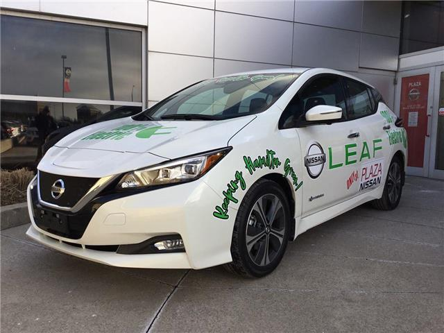 2018 Nissan LEAF SL (Stk: A7727) in Hamilton - Image 1 of 23