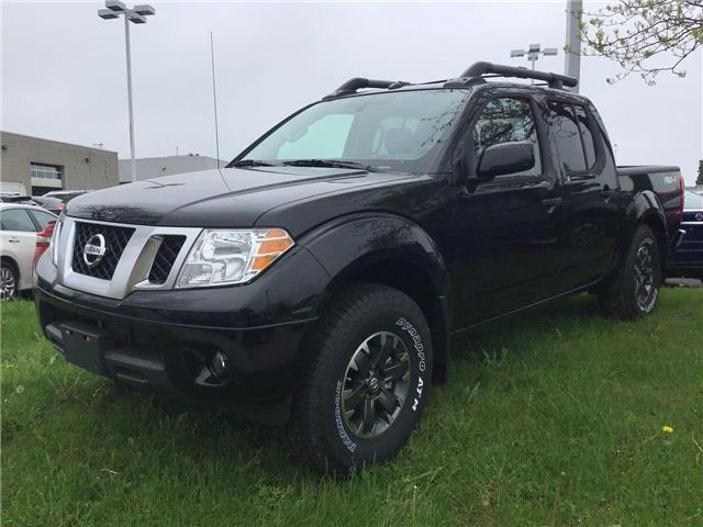 2019 Nissan Frontier PRO-4X (Stk: A7996) in Hamilton - Image 1 of 4