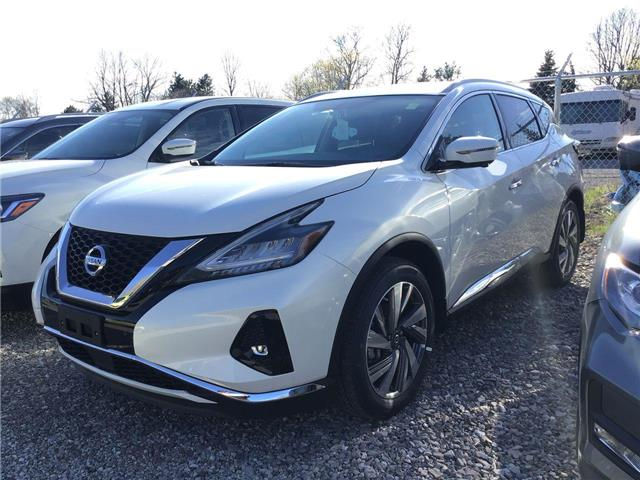 2019 Nissan Murano SL (Stk: A7803) in Hamilton - Image 1 of 4