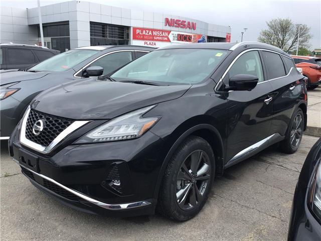 2019 Nissan Murano Platinum (Stk: A7901) in Hamilton - Image 1 of 4