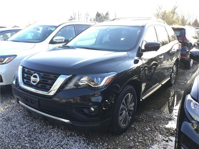 2019 Nissan Pathfinder SL Premium (Stk: A7761) in Hamilton - Image 1 of 4