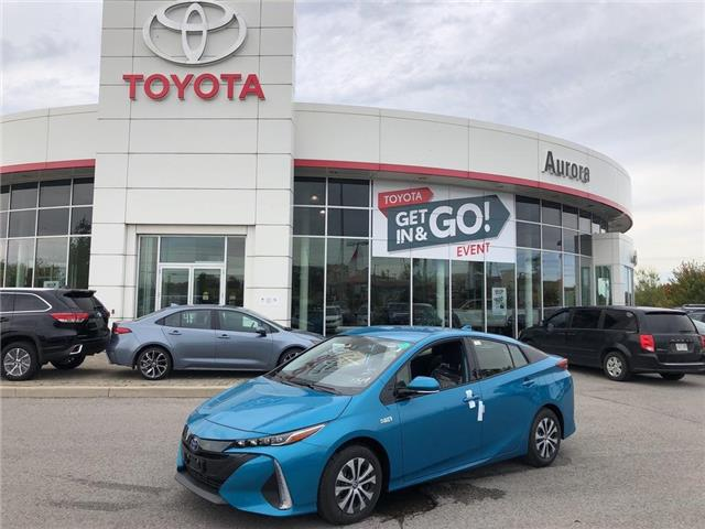2020 Toyota Base (Stk: 31287) in Aurora - Image 1 of 17