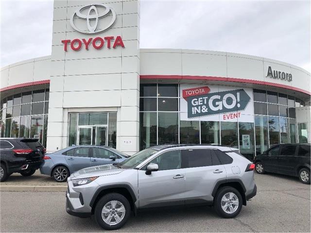 2019 Toyota RAV4 LE (Stk: 31321) in Aurora - Image 1 of 16