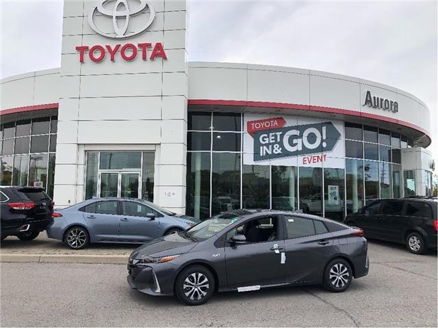 2020 Toyota Prius - (Stk: 31315) in Aurora - Image 1 of 18