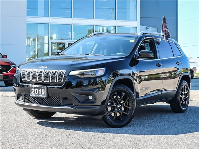 2019 Jeep Cherokee North (Stk: P5302) in Ajax - Image 1 of 24