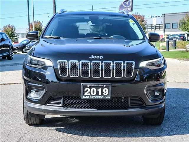 2019 Jeep Cherokee North (Stk: P5302) in Ajax - Image 2 of 24