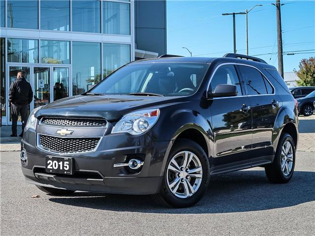 2015 Chevrolet Equinox 2LT (Stk: 19-1225A) in Ajax - Image 1 of 23