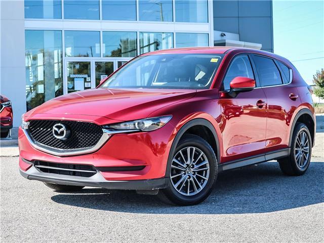 2017 Mazda CX-5 GS (Stk: P5274) in Ajax - Image 1 of 24