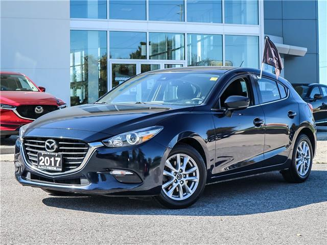 2017 Mazda Mazda3 Sport GS (Stk: P5286) in Ajax - Image 1 of 22