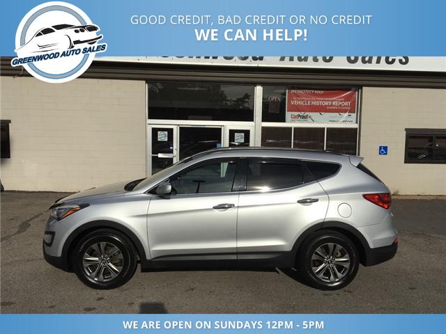 2014 Hyundai Santa Fe Sport 2.4 Premium (Stk: 14-37481) in Greenwood - Image 1 of 18