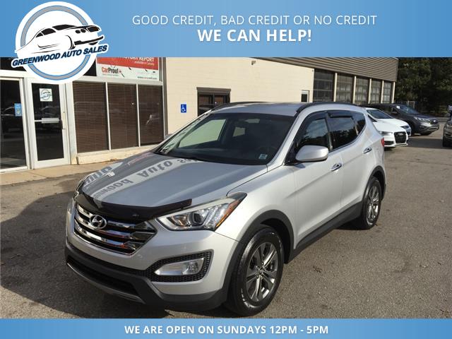 2014 Hyundai Santa Fe Sport 2.4 Premium (Stk: 14-37481) in Greenwood - Image 2 of 18