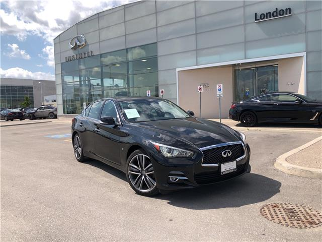 2015 Infiniti Q50 Base (Stk: E19095-1) in London - Image 1 of 18
