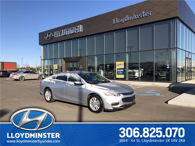 2018 Chevrolet Malibu LT (Stk: L1274C) in Lloydminster - Image 1 of 15