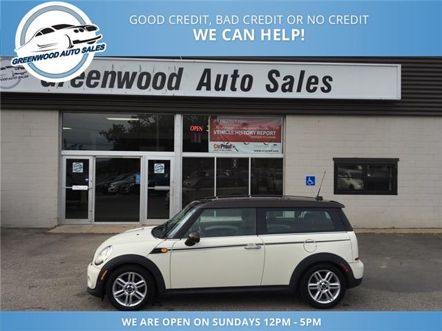 2013 MINI Clubman Cooper (Stk: 13-68428) in Greenwood - Image 1 of 18