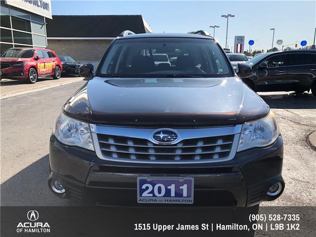 2011 Subaru Forester 2.5 X Convenience Package (Stk: 1114741) in Hamilton - Image 2 of 25