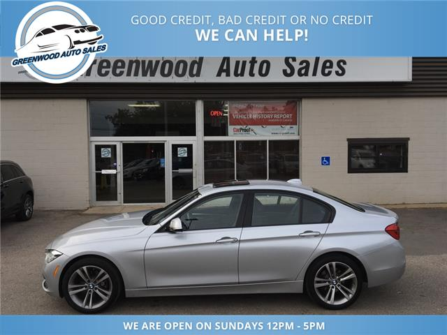 2016 BMW 328i xDrive (Stk: 16-26655) in Greenwood - Image 1 of 19