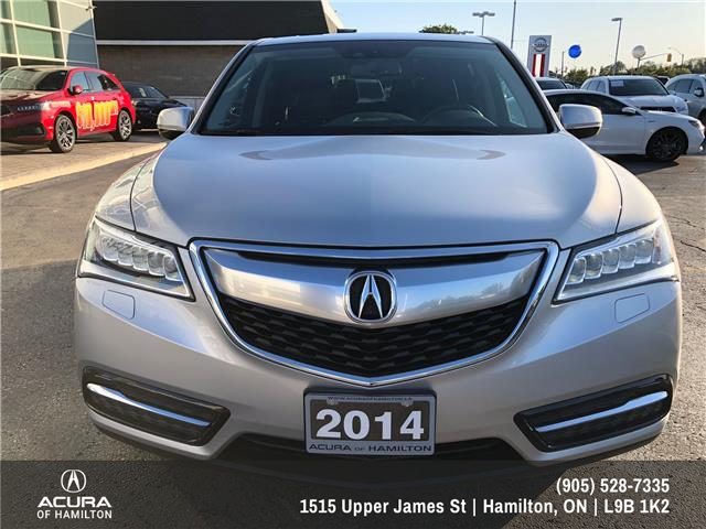 2014 Acura MDX Navigation Package (Stk: 1400671) in Hamilton - Image 2 of 30
