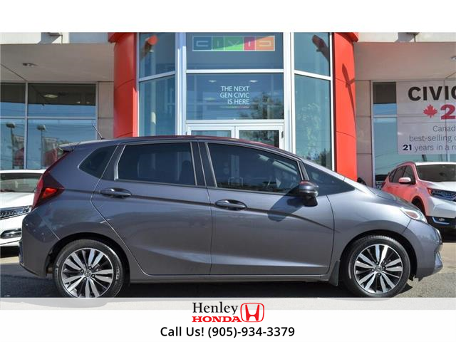 2016 Honda Fit 5dr HB CVT EX (Stk: H18469A) in St. Catharines - Image 2 of 24