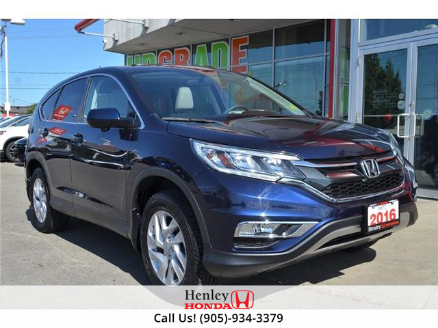 2016 Honda CR-V AWD 5dr EX (Stk: R9578) in St. Catharines - Image 1 of 28