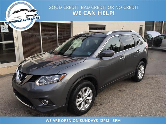 2015 Nissan Rogue SV (Stk: 15-53624) in Greenwood - Image 2 of 19