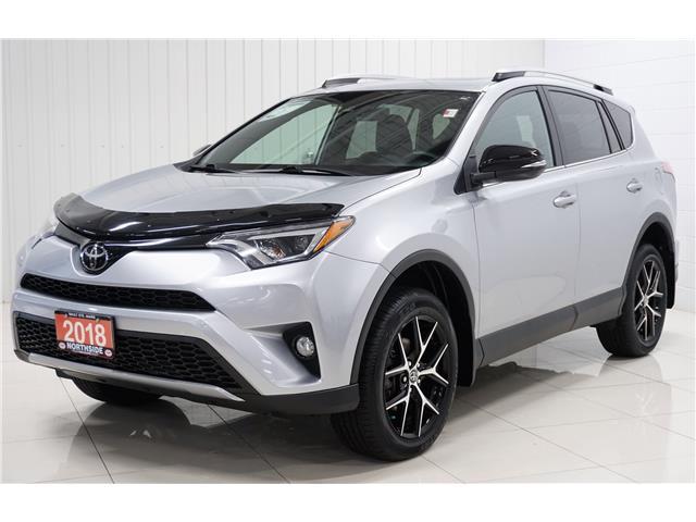 2018 Toyota RAV4 SE (Stk: T19339A) in Sault Ste. Marie - Image 2 of 22