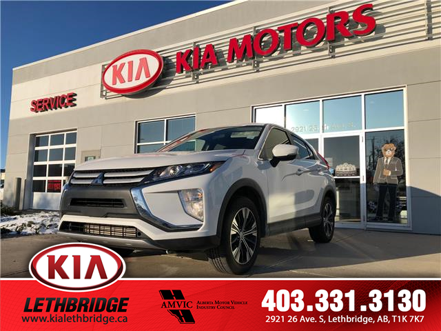 2018 Mitsubishi Eclipse Cross ES (Stk: L2558) in Lethbridge - Image 1 of 17