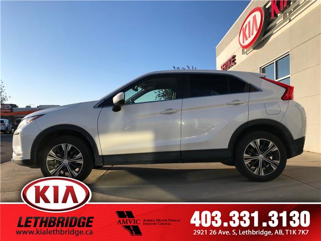 2018 Mitsubishi Eclipse Cross ES (Stk: L2558) in Lethbridge - Image 2 of 17