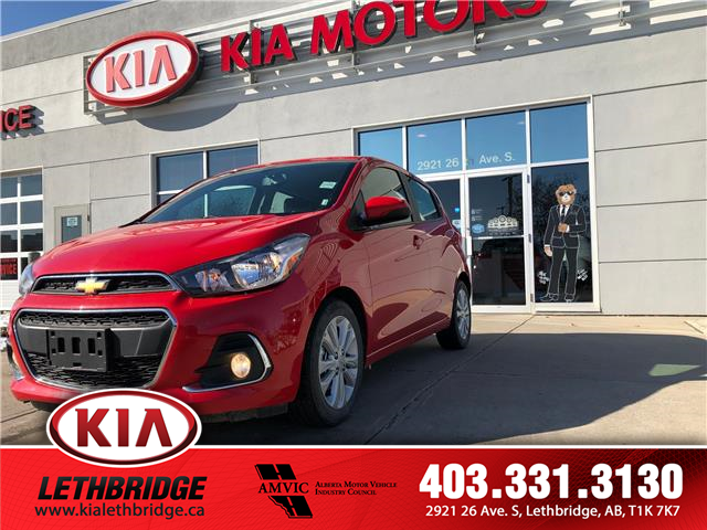 2018 Chevrolet Spark 1LT CVT (Stk: P2552) in Lethbridge - Image 1 of 16