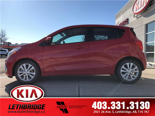 2018 Chevrolet Spark 1LT CVT (Stk: P2552) in Lethbridge - Image 2 of 16