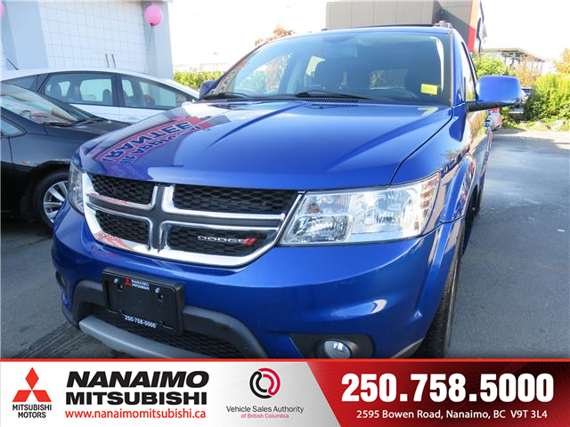 2015 Dodge Journey SXT (Stk: 9P7618A) in Nanaimo - Image 1 of 14