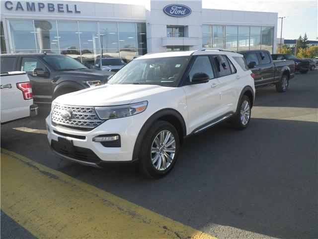 2020 Ford Explorer Limited (Stk: 2000190) in Ottawa - Image 1 of 13